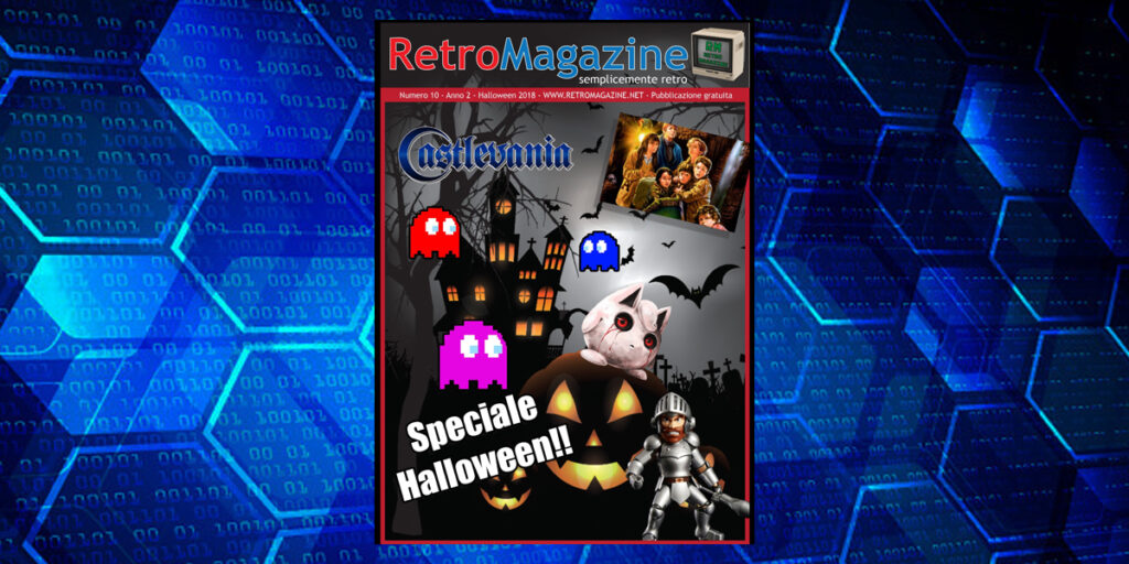 RetroMagazine n° 10 - Ottobre 2018