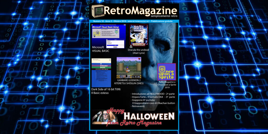 RetroMagazine n° 18 - Ottobre 2019