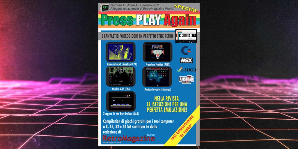Press Play Again 1 - January 2021