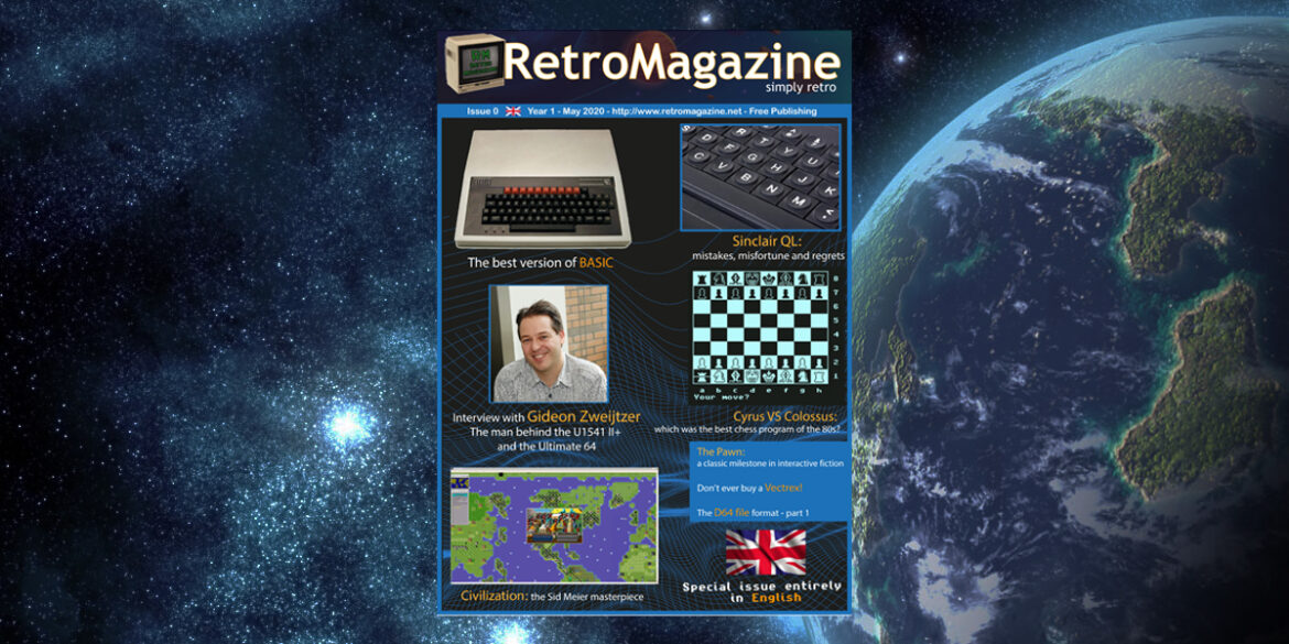 RetroMagazine World #0 Eng – May 2020