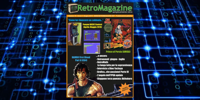 RetroMagazine n° 15 – Giugno 2019