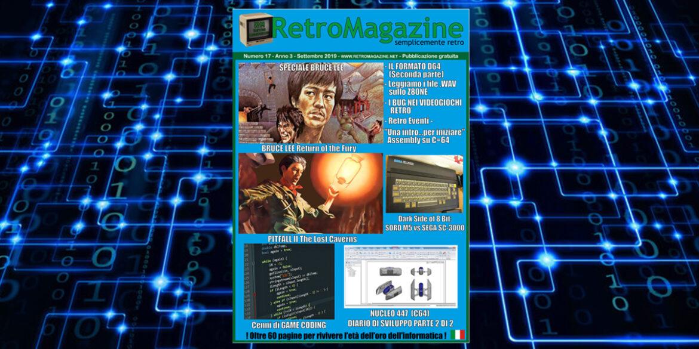 RetroMagazine n° 17 – Settembre 2019