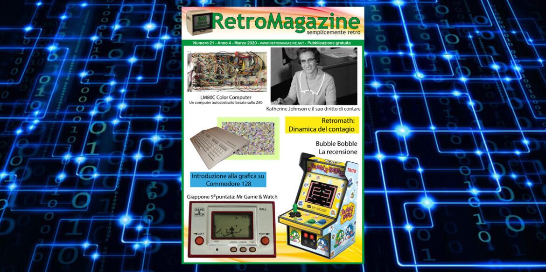 RetroMagazine n° 21 – Marzo 2020
