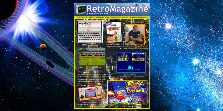RetroMagazine World n°25 – Settembre 2020