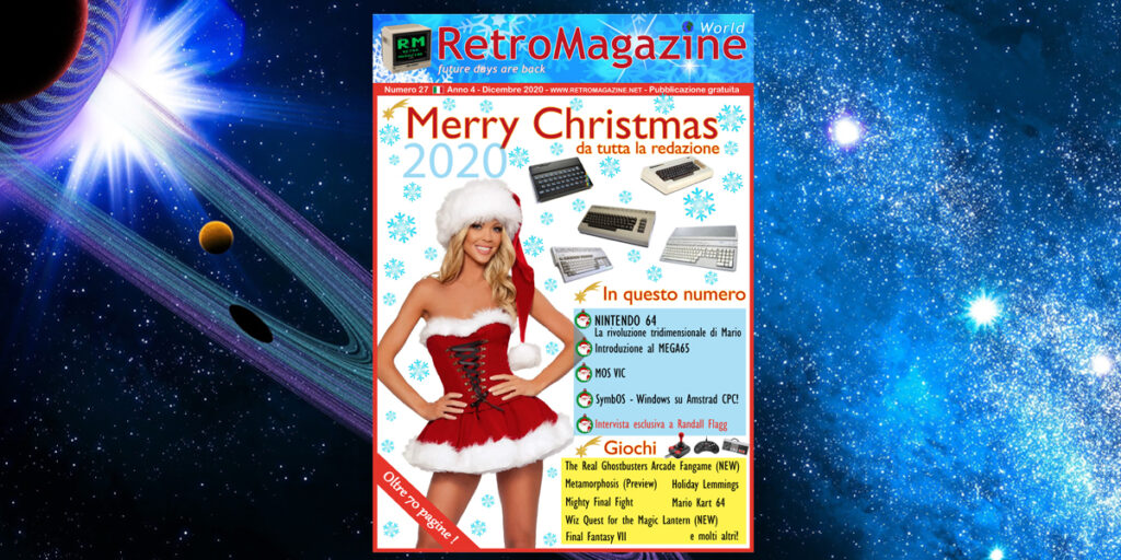 RetroMagazine World n° 27 - Dicembre 2020