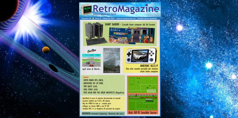 RetroMagazine World n°28 – Febbraio 2021