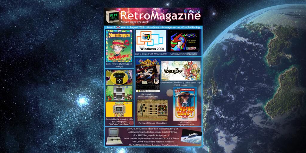 Retromagazine World 2 ENG August 2020