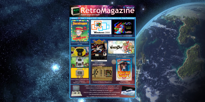 RetroMagazine World #2 – Eng – August 2020