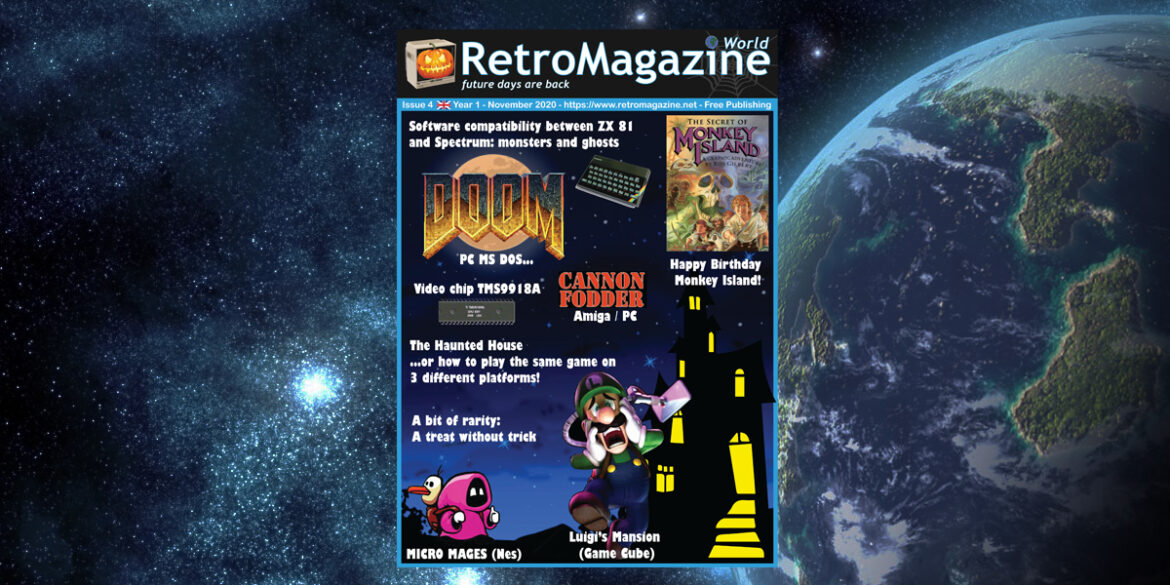 RetroMagazine World #4 – Eng – November 2020