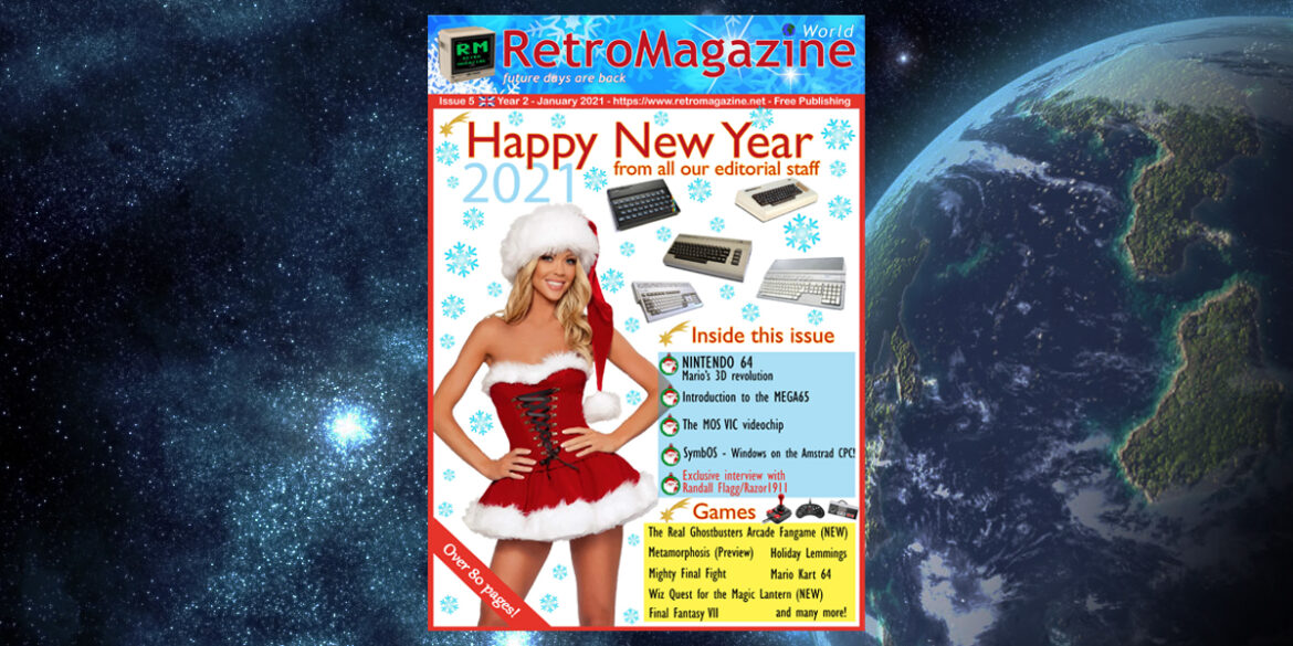 RetroMagazine World #5 – Eng – January 2021