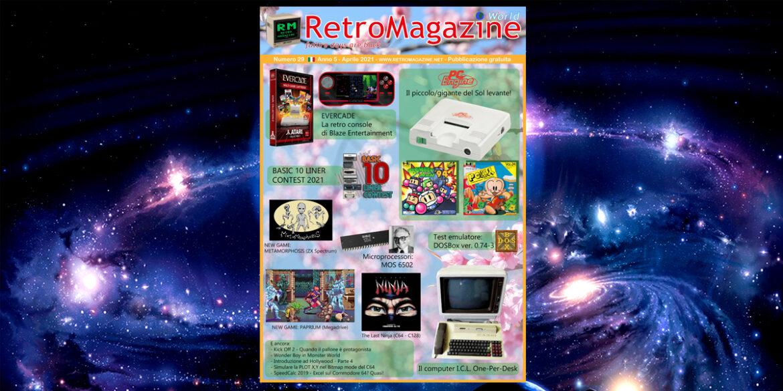 RetroMagazine World n° 29 – Aprile 2021