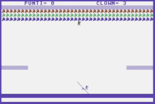 Circo – Commodore 64 Basic V2