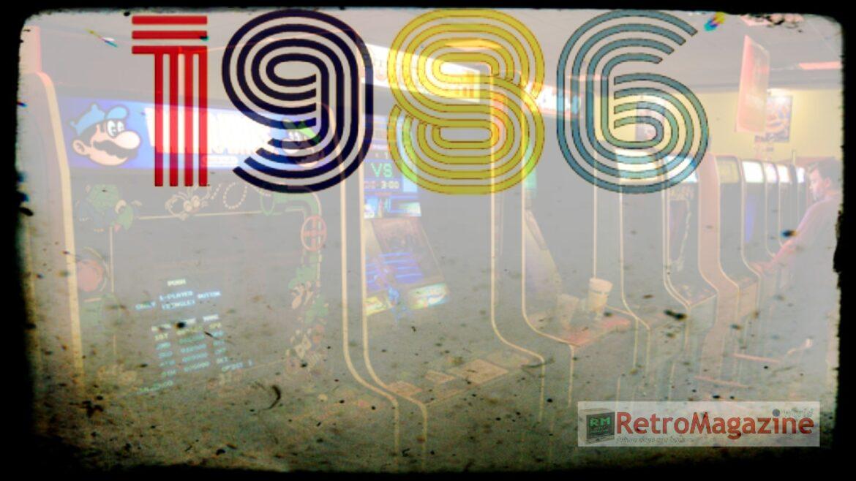 1986, la sala giochi