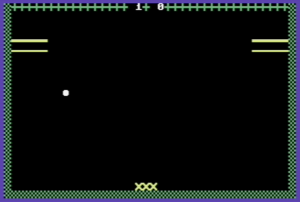 Canestro – Commodore 64 Basic V2