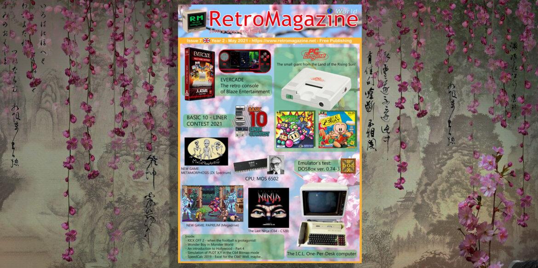 RetroMagazine World #07 – Eng – May 2021