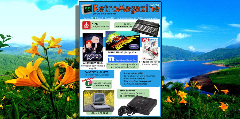 RetroMagazine World n° 30 – Giugno 2021