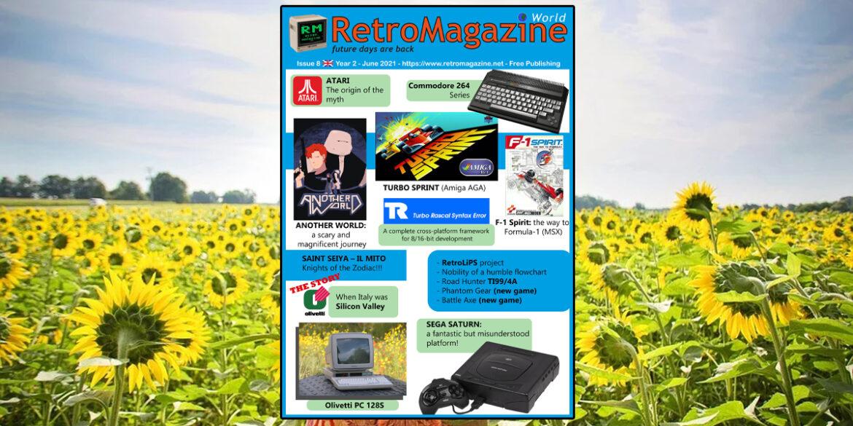 RetroMagazine World #09 – Eng – July/August 2021